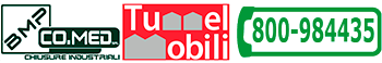 capannoni mobili pvc campania Logo