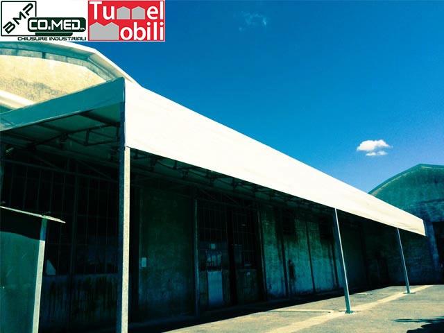 capannoni mobili in campania tunnel monofalda consulenza e preventivi Campania