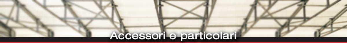 capannoni in pvc accessori e particolari