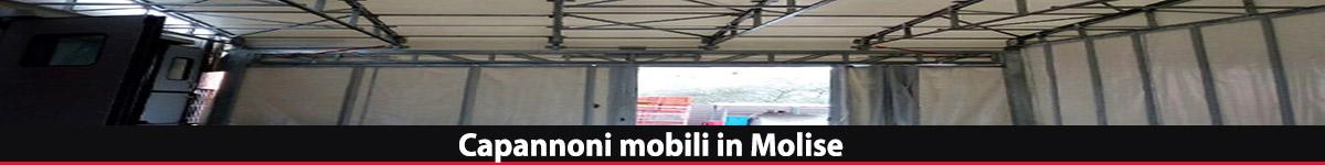 Capannoni mobili in Molise