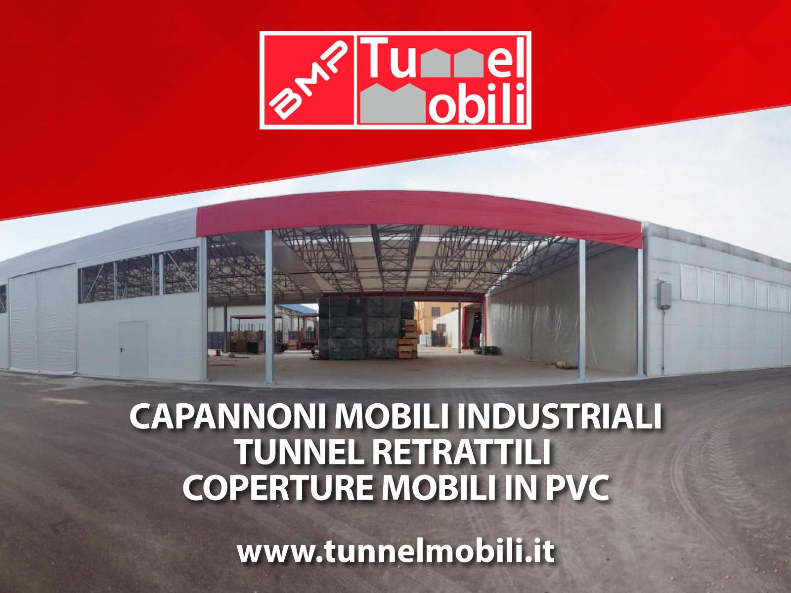 capannoni mobili nel Lazio