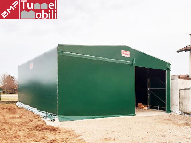 capannone indipendente Tunnel Mobili