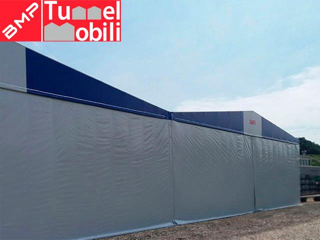 coperture mobili in campania BMP Tunnel Mobili