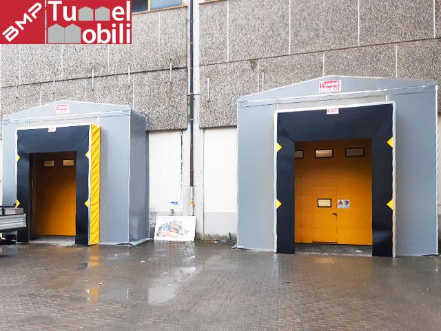 capannoni mobili trasporti logistica