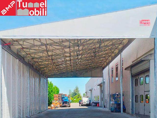 preventivi tunnel mobili