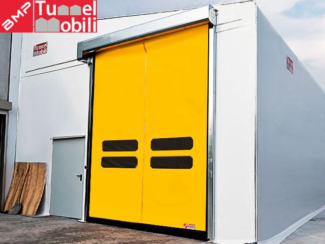 accessori per chiusure Tunnel Mobili